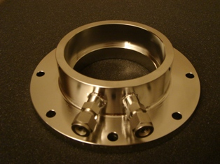 INVAC Systems: Semiconductor Custom Vacuum Flanges, Parts and Services